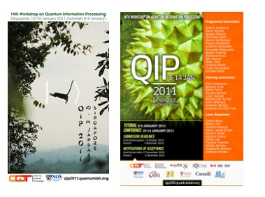 QIP Posters