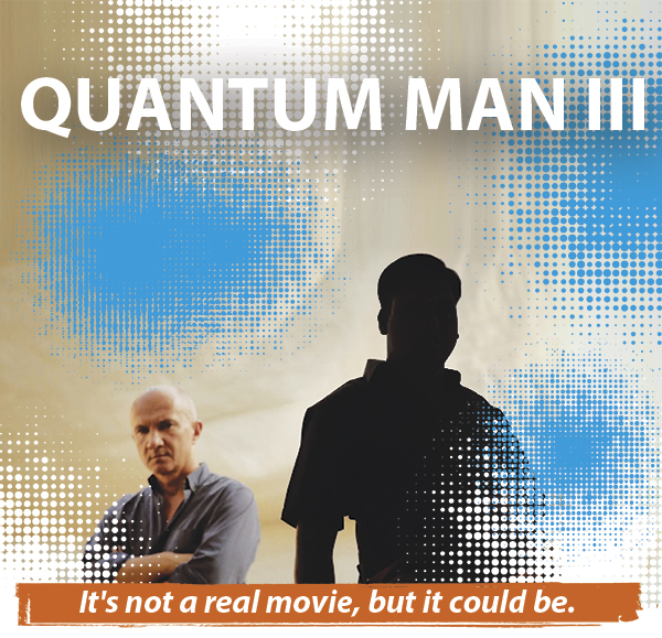 poster for quantum shorts 2014